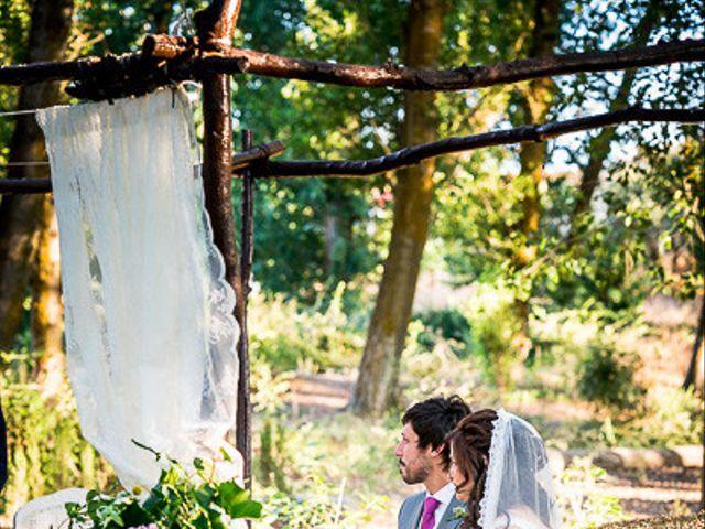 La boda de David y Aurora en Saelices, Cuenca 33