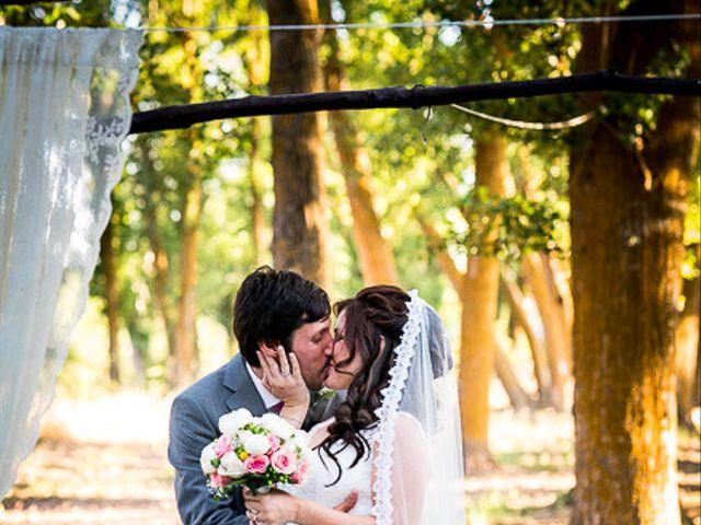 La boda de David y Aurora en Saelices, Cuenca 35