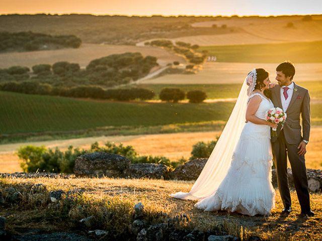La boda de David y Aurora en Saelices, Cuenca 38