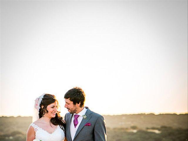 La boda de David y Aurora en Saelices, Cuenca 40