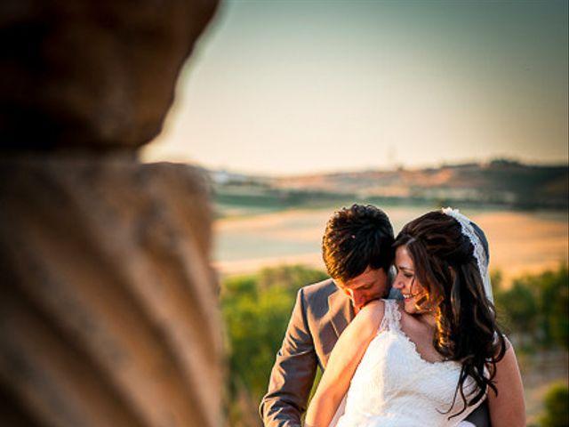 La boda de David y Aurora en Saelices, Cuenca 42