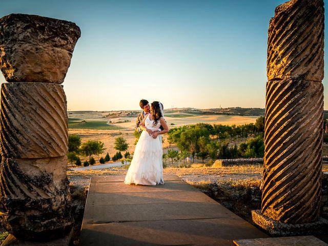 La boda de David y Aurora en Saelices, Cuenca 43