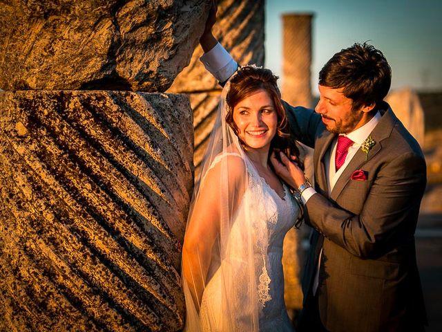La boda de David y Aurora en Saelices, Cuenca 45