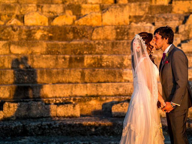 La boda de David y Aurora en Saelices, Cuenca 46