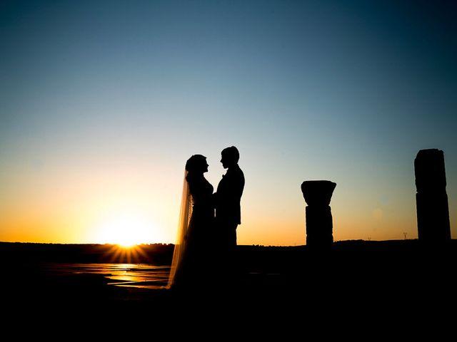 La boda de David y Aurora en Saelices, Cuenca 47