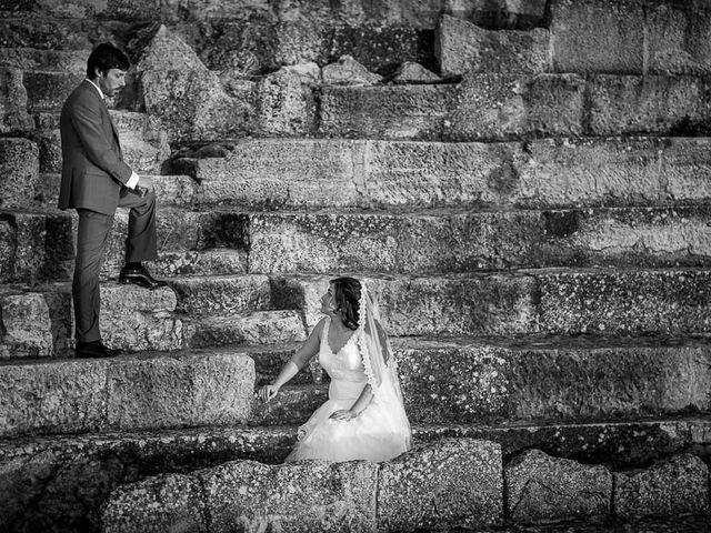 La boda de David y Aurora en Saelices, Cuenca 48