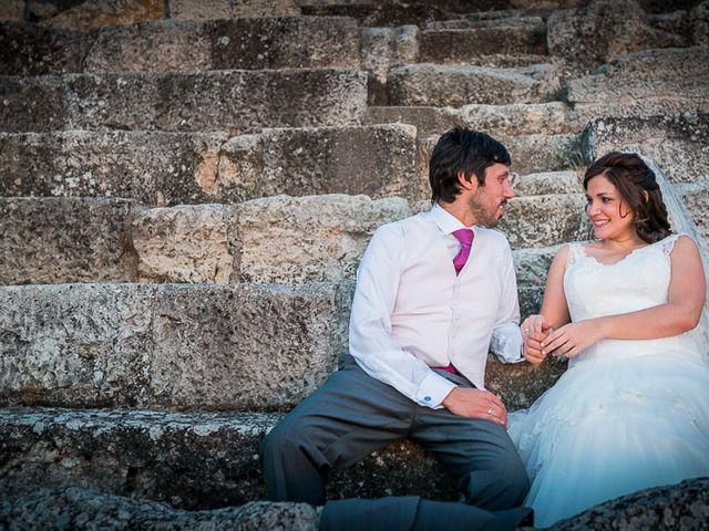 La boda de David y Aurora en Saelices, Cuenca 50