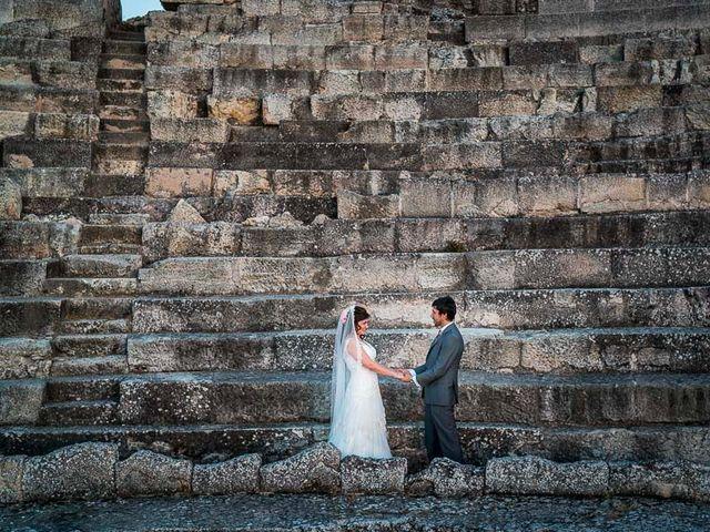 La boda de David y Aurora en Saelices, Cuenca 51