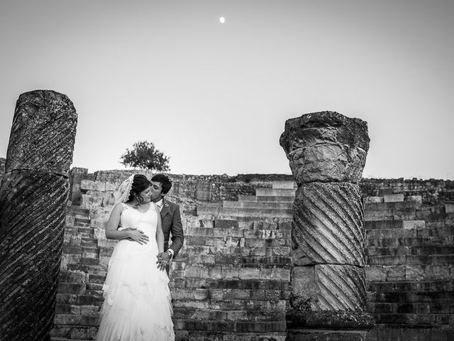 La boda de David y Aurora en Saelices, Cuenca 52