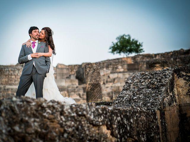 La boda de David y Aurora en Saelices, Cuenca 53