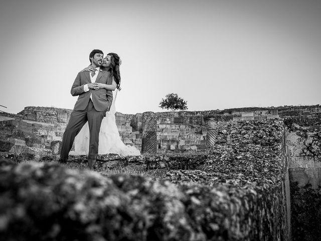 La boda de David y Aurora en Saelices, Cuenca 54
