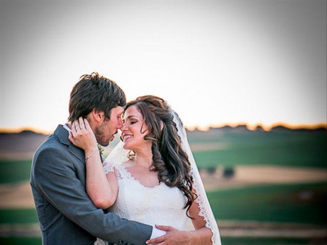 La boda de David y Aurora en Saelices, Cuenca 55