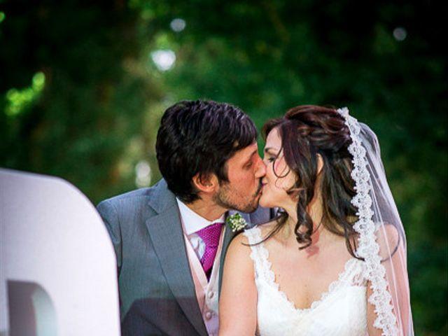 La boda de David y Aurora en Saelices, Cuenca 57