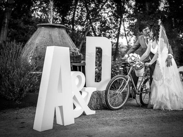 La boda de David y Aurora en Saelices, Cuenca 58