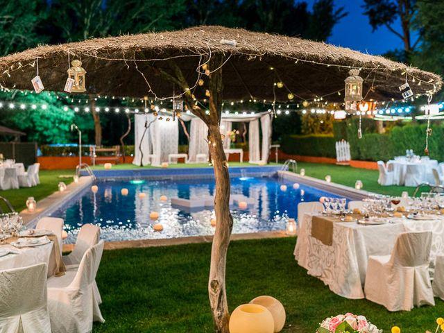 La boda de David y Aurora en Saelices, Cuenca 74
