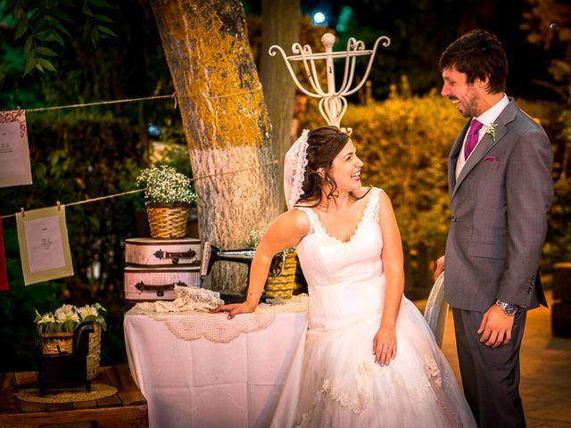 La boda de David y Aurora en Saelices, Cuenca 75