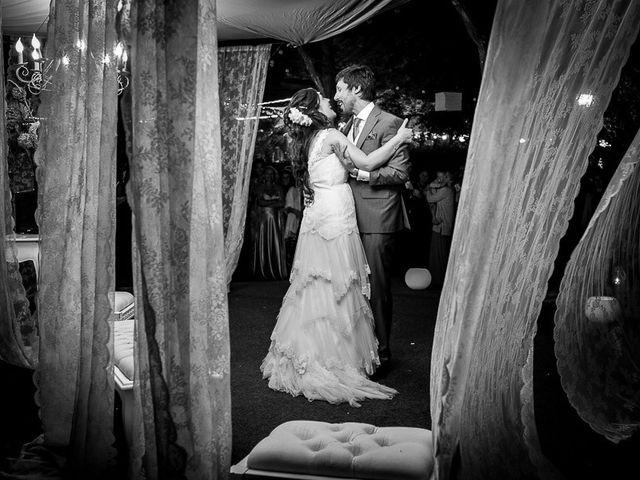 La boda de David y Aurora en Saelices, Cuenca 79