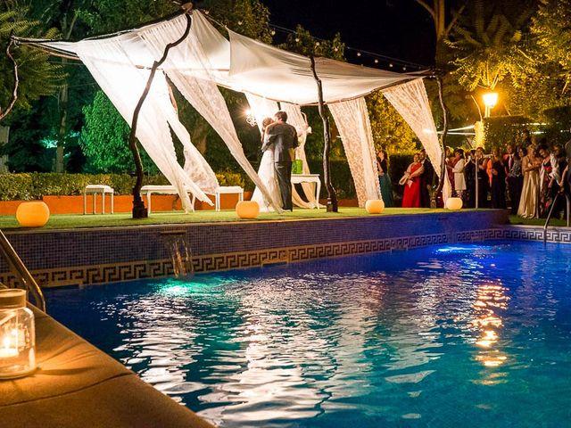 La boda de David y Aurora en Saelices, Cuenca 80