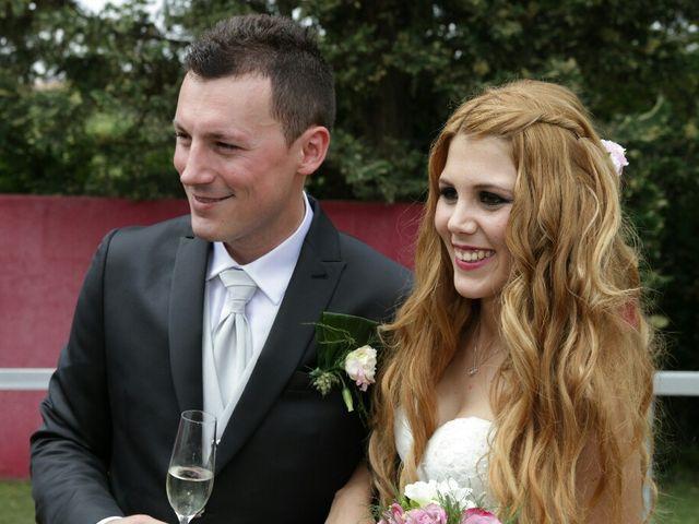 La boda de Patri y Eric
