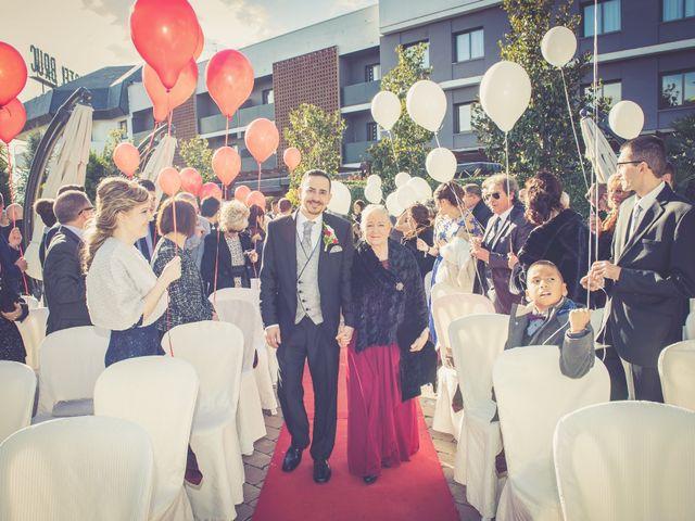 La boda de Javier y Rina en El Bruc, Barcelona 21