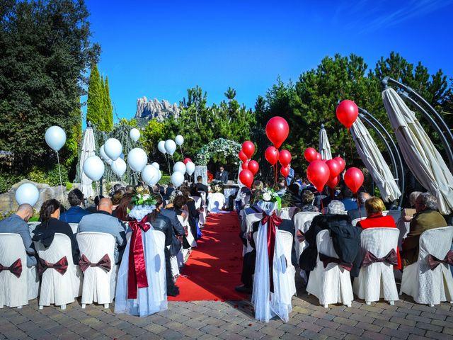 La boda de Javier y Rina en El Bruc, Barcelona 24