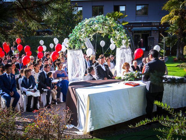La boda de Javier y Rina en El Bruc, Barcelona 25