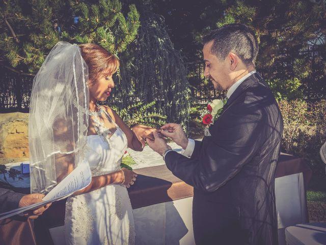 La boda de Javier y Rina en El Bruc, Barcelona 26