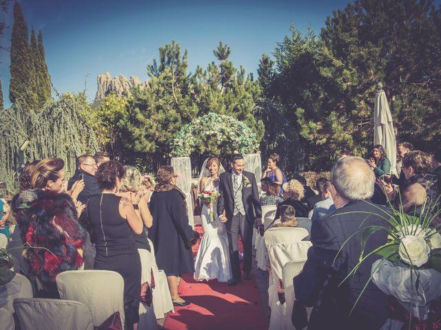 La boda de Javier y Rina en El Bruc, Barcelona 27
