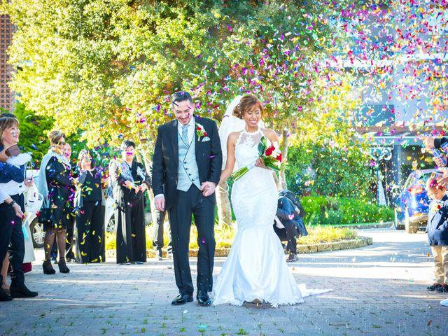 La boda de Javier y Rina en El Bruc, Barcelona 28