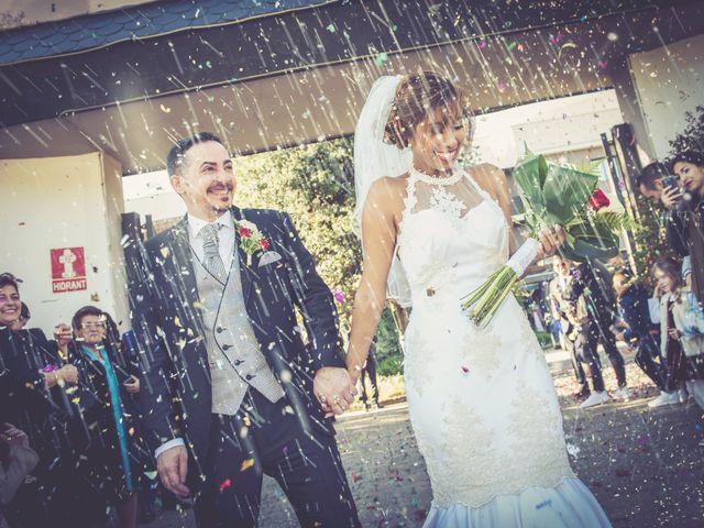 La boda de Javier y Rina en El Bruc, Barcelona 29