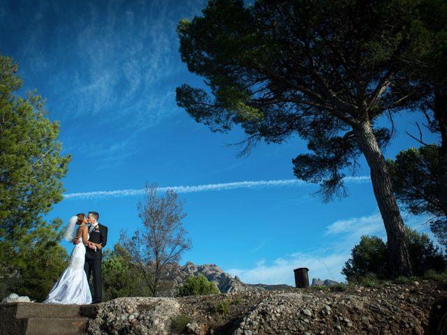 La boda de Javier y Rina en El Bruc, Barcelona 30