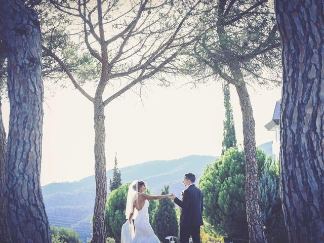 La boda de Javier y Rina en El Bruc, Barcelona 37