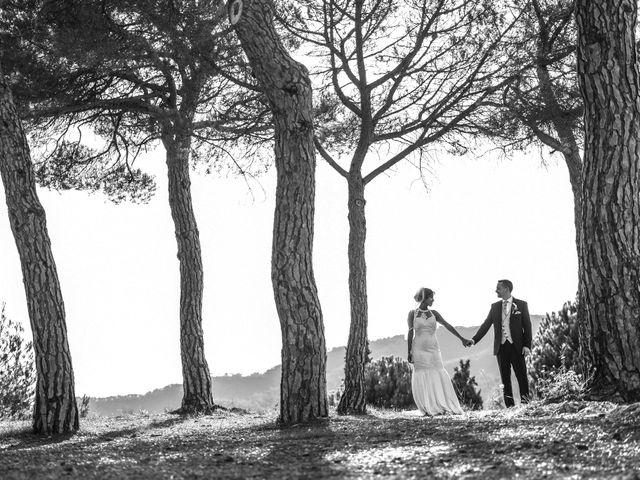 La boda de Javier y Rina en El Bruc, Barcelona 39