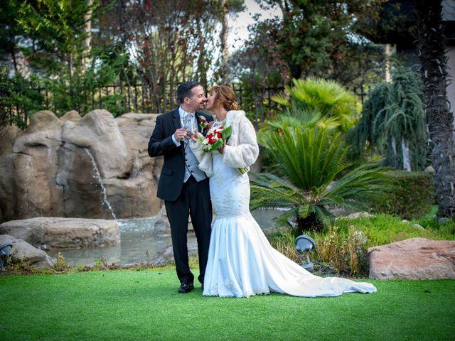 La boda de Javier y Rina en El Bruc, Barcelona 42