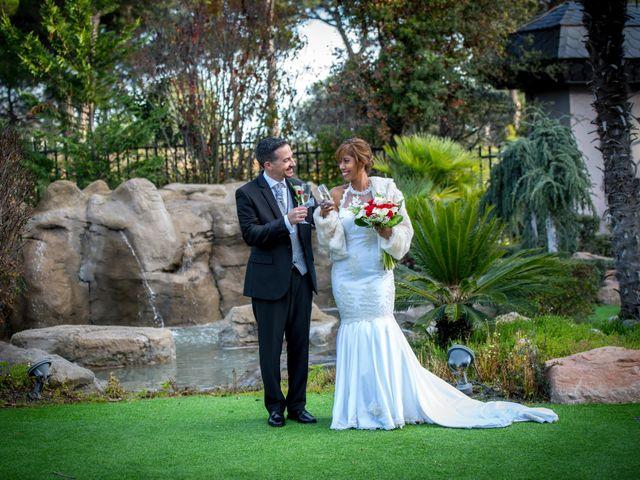 La boda de Javier y Rina en El Bruc, Barcelona 43