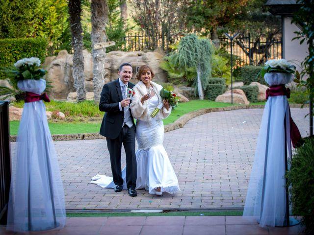 La boda de Javier y Rina en El Bruc, Barcelona 44