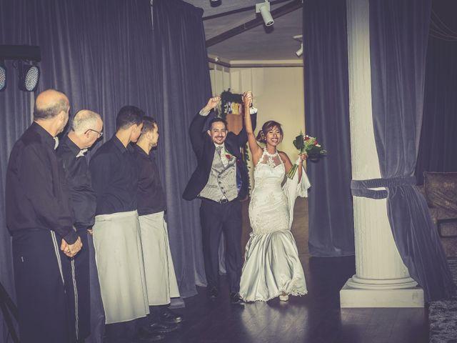 La boda de Javier y Rina en El Bruc, Barcelona 53
