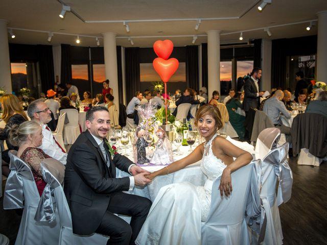La boda de Javier y Rina en El Bruc, Barcelona 60