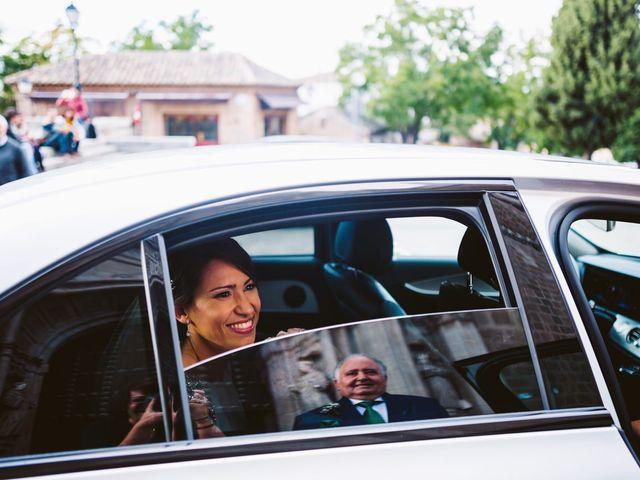La boda de Juan Carlos y Inés en Toledo, Toledo 29