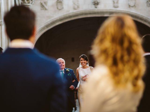 La boda de Juan Carlos y Inés en Toledo, Toledo 30