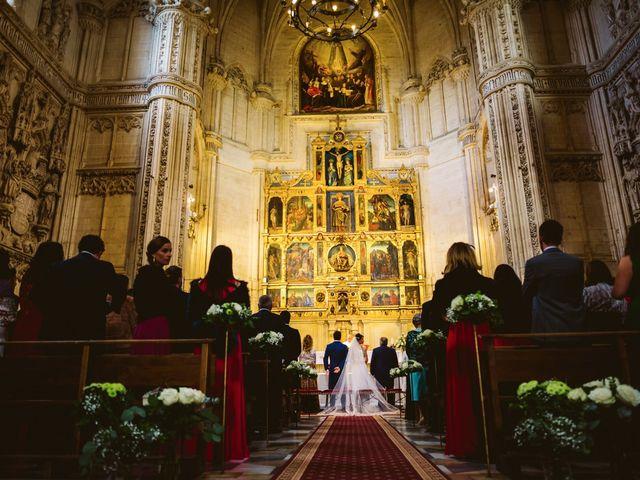 La boda de Juan Carlos y Inés en Toledo, Toledo 32
