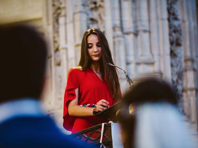 La boda de Juan Carlos y Inés en Toledo, Toledo 37