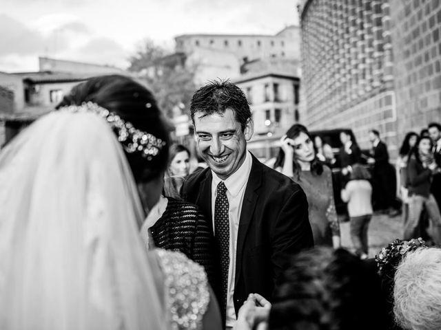 La boda de Juan Carlos y Inés en Toledo, Toledo 42
