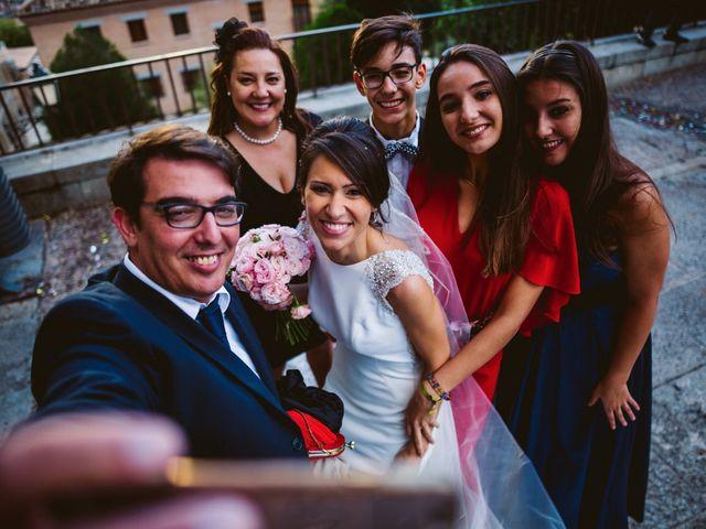 La boda de Juan Carlos y Inés en Toledo, Toledo 48