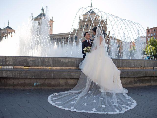 La boda de Nacho y Eva en Valladolid, Valladolid 15