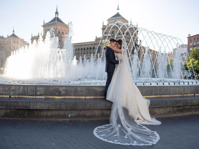 La boda de Nacho y Eva en Valladolid, Valladolid 16