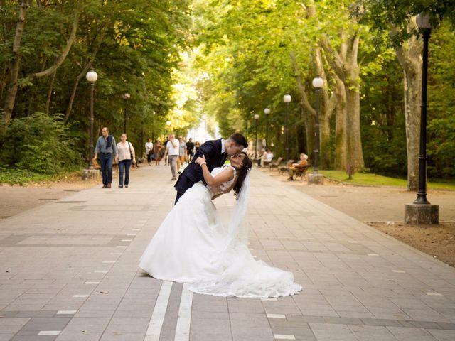 La boda de Nacho y Eva en Valladolid, Valladolid 17