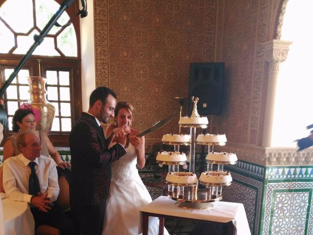 La boda de Jose y Ana en Granada, Granada 1
