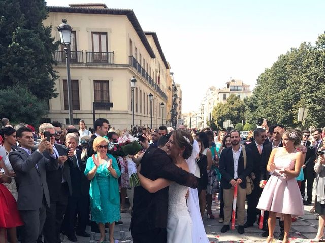 La boda de Jose y Ana en Granada, Granada 6