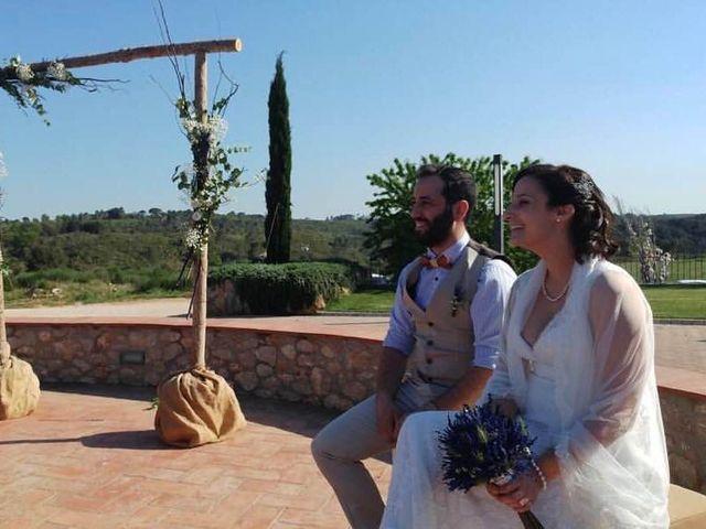 La boda de Josep y Sandra en Llers, Girona 1